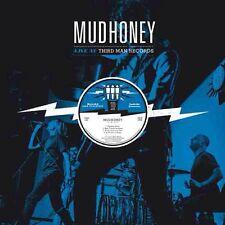 MUDHONEY Live Third Man LP New 9-26-13 Acetate nirvana Green River Tad Sub Pop