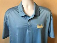 2021 Final Four NCAA Basketball UCLA Bruins Men's C&B Prospect Polo Size XL