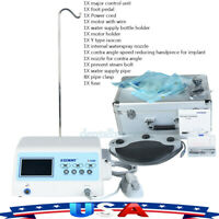 AZDENT Dental Implant System Surgical Brushless Motor & Reduction Handpiece Gift