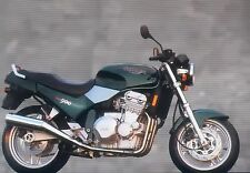 Triumph Trident 900 Postkarte postcard 1994 Motorrad motorcycle british bike