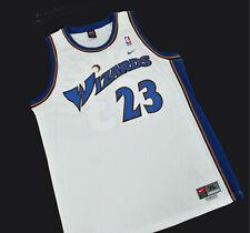 Nike Jordan Washington Wizards Jersey XL Swingman Sewn White 100% Authentic Team