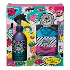 Chit Chat Soak & Spray Children's Bath Bomb Set Kids Shower Gel Body Wash Toys
