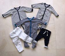 Petit Bateau Baby Boy 5-Piece Set, Sizes 6-12 Months