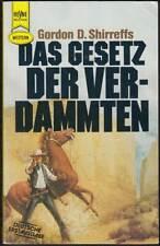 Heyne-Western Band 2716: Das Gesetz der Verdammten (1985, Shirreffs) Z 2