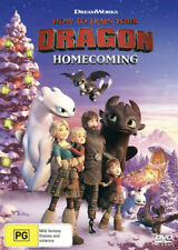 How to Train Your Dragon Homecoming DVD R4 & 2020