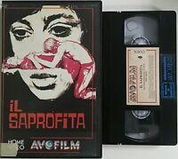 Il saprofita - VHS ex noleggio - Avofilm