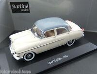 Opel Kapitän 1954   1:43 Starline  Models NEU  OVP #999