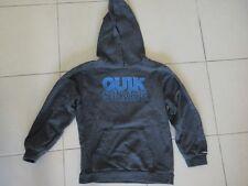 Sweat gris de la marque Quiksilver taille 11- 12 ans