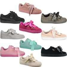829d3c24653 Puma Suede Heart Satin~Reset~Womens Trainers~RRP £70~Sizes UK