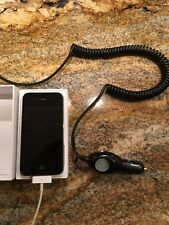 Apple Iphone 4 Great shape no damage plus car charger