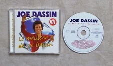 "CD AUDIO MUSIQUE / JOE DASSIN ""LE MEILLEUR DE JOE DASSIN"" 20T CD COMPILATION"