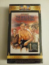 The Bridge on the River Kwai (Vhs) Columbia Classics ,New and Sealed