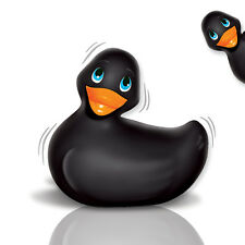 Sextoys Femme Canard Vibrant Duckie 3 Vitesses Noir - BIG TEAZE TOYS