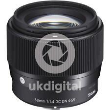 Sigma 56 mm f/1.4 DC DN Contemporary Objectif-Sony E