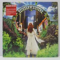 Scissor Sisters - S/T LP 2004 UK ORIG Polydor Lily Allen w/ inner sleeve