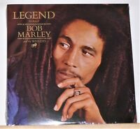 Bob Marley & The Wailers - Legend The Best Of - 1984 LP Record - Near Mint Vinyl