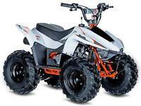 STOMP Fox 70cc Kids Quad - In Stock for Christmas Delivery