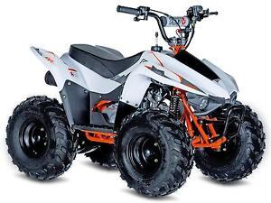 STOMP Fox 70cc Kids Quad - Auto - Now in Stock - Be Quick