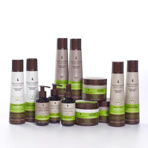 Macadamia Professional Nourishing Repair Range Shampoo/Conditioner/Masque,Oil