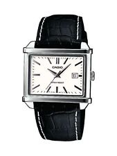 Casio Analogue Watch Leather Strap RRP £50 - Special Offer - MTP-1341L-7