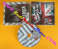 CD Compilation ALL YOU NEED IS ROCK 5099962301121 DEEP PURPLE BUSH no lp mc(C28)