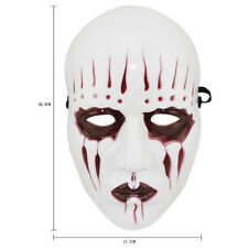 Slipknot Joey Slipknot Cosplay Mask Halloween White Male Masks Masks Party Mask
