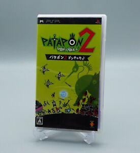 [ PSP ] PATAPON 2 DON CHAKA - Rhythm Action - Sony Playstation Portable JAPAN