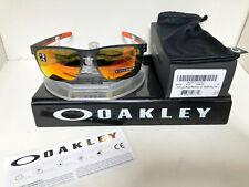OAKLEY HOLBROOK SUNGLASSES METAL MATTE GUNMETAL / PRIZM RUBY POLAR OO4123-2255