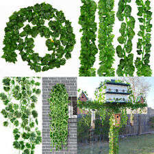 Artificial green leaf Simulated Vine For Wedding Party Decoration Ceremony DIY