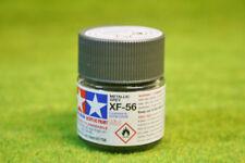 Tamiya Color METALLIC GREY Acrylic Mini Paint XF56 10mls