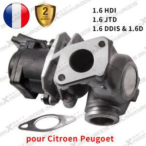 Vanne EGR pour PEUGEOT Citroen 207 307 308 407 1.6 HDi 9HY/9HV/9HR1682737 161859