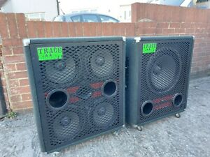 Trace Elliot Bass Cabs