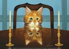 Cat Art Print Lord Buffington Lowell Herrero