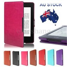 for Amazon Kindle Paperwhite 3 2 1 Case Ultra Slim Magnetic Leather Cover Skin