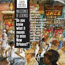 Various - Do You Know What It Means To Miss New Orleans (2017)  10CD Box  NEW