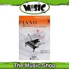 Piano Adventures All in Two 2b Lesson Theory