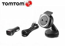 TomTom Rider 400 40 Car Cradle Kit With Charger Black