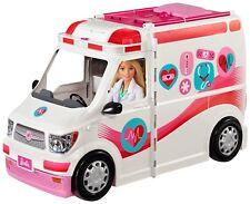 Barbie Large Rescue Vehicle Toys Girls Gifts Kids Baby Birthday Presents Caravan