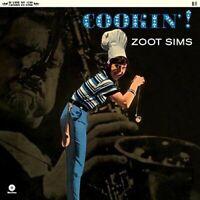 Sims- ZootCookin'! + 1 Bonus Track (New Vinyl)