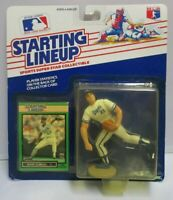 1989  MARK GUBICZA - Starting Lineup (SLU) Baseball Figure & Card - KC ROYALS
