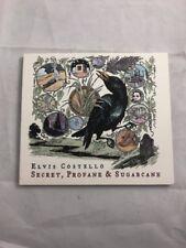 Secret, Profane & Sugarcane by Elvis Costello (CD, 2009, Like New)