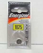 Energizer ECR1025BP CR1025 1025 3V Lithium Coin Battery