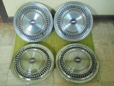 "75-88 Chevrolet Truck 16"" HUBCAPS C20 Set of 4 Wheel Covers Chevy 3/4 Ton"