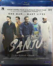 SANJU (2018) RANBIR KAPOOR, PARESH RAWAL - BOLLYWOOD HINDI BLU-RAY