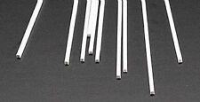 NEW Plastruct Square Rod Styrene .080  (10) 90760