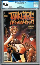 Tank Girl: Apocalypse #1 CGC 9.6 WP 3802386013 DC/Vertigo Margot Robbie Movie!