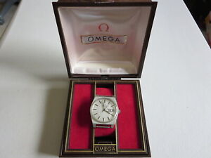 Omega men's Stainless Steel Automatic 17J Watch
