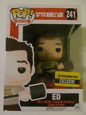Funko Pop! Vinyl - Shaun of the Dead - Bloody Ed - EE Exclusive - Sealed