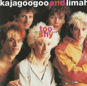 Kajagoogoo And Limahl Too Shy The Singles And More  CD