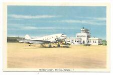 Essex County WINDSOR ONTARIO Windsor Airport